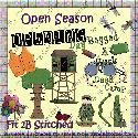 Open Season - Clipart - F2BS