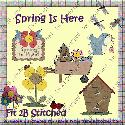 Spring is Here (clipart)