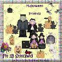 F2BS - Halloween Friends - CLIPART