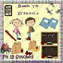 F2BS- Back to School 2 (Clipart)