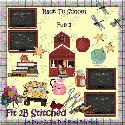 F2BS- Back to School Fun (clipart)