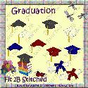 Graduation (clipart) - F2BS