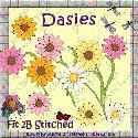 Daisies (clipart) - F2BS