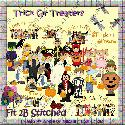 F2BS - Trick or Treaters - CLIPART