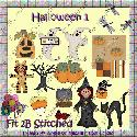 Halloween 1 (clipart) - F2BS