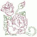 Thread Treasures:  Rose Colorlines on SALE