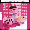 MyGrafico Valentine Magic Cupcake Wrappers