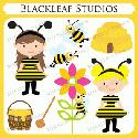 Mygrafico - Bumble Bee Clip Art