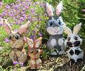 Inspiration Mutz - ITH Easter bunnies
