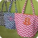 Retro Chevrons @AllAboutBlanks.com