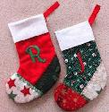 Kreative Kiwi - ITH Christmas Stockings