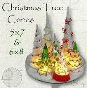 Stitch Soup - ITH Christmas Tree Cones
