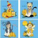 CLIPART! Halloween Kids @ Diddybag!