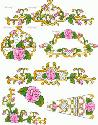 CLIPART! Rose Cutwork & Lace @ Diddybag!