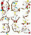 CLIPART! Christmas Snowmen @ Diddybag!