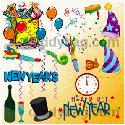 CLIPART! New Years @ Diddybag!