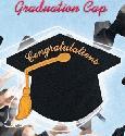 Kreative Kiwi - ITH Graduation Cap