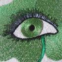 My Irish Eyes @ Needle Little Embroidery