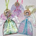 Free Standing Mylar Angels @ NLE