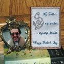 In the hoop Father's Day Card @ NLE