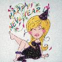~ HAPPY NEW YEAR ~  @ Needle Little Embroidery