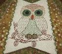 Inspiration Mutz - NEW 1 hooping Owl Mat