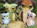 Inspiration Mutz - NEW ITH Owl Family