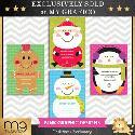 MyGrafico Christmas Invitation Templates