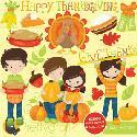 MyGrafico Thanksgiving clipart