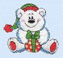 Christmas Bears @ Splinters & Threads!