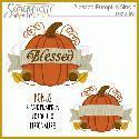 Sanqunetti Design: FREE Blessed Pumpkin