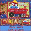 Circus Train Fold Out Book - DigiDoodlez