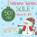 Sanqunetti Design: 50% OFF Clipart Sale