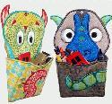 Stitch Soup - ITH Dragon Pockets