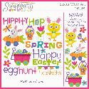 Sanqunetti Design: Easter Word Art Clipart