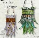 Stitch Soup - NEW Feather Lantern