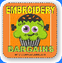 Embroidery Bargains