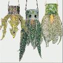 Stitch Soup - Hanging Leaf Lanterns