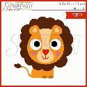 Sanqunetti Design: Free Baby Lion Clipart