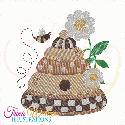 Thread Treasures: Busy Beehive
